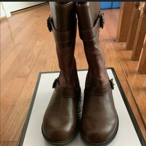 Nine West Toddler Boots size 9M.